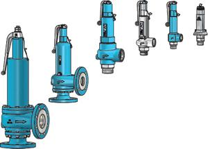 Safety & Relief Valves   Komo Industrial   Noricos Control Systems